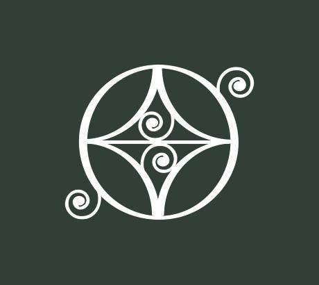 VILLA LARDY Création du logo, plaquette 2 volets