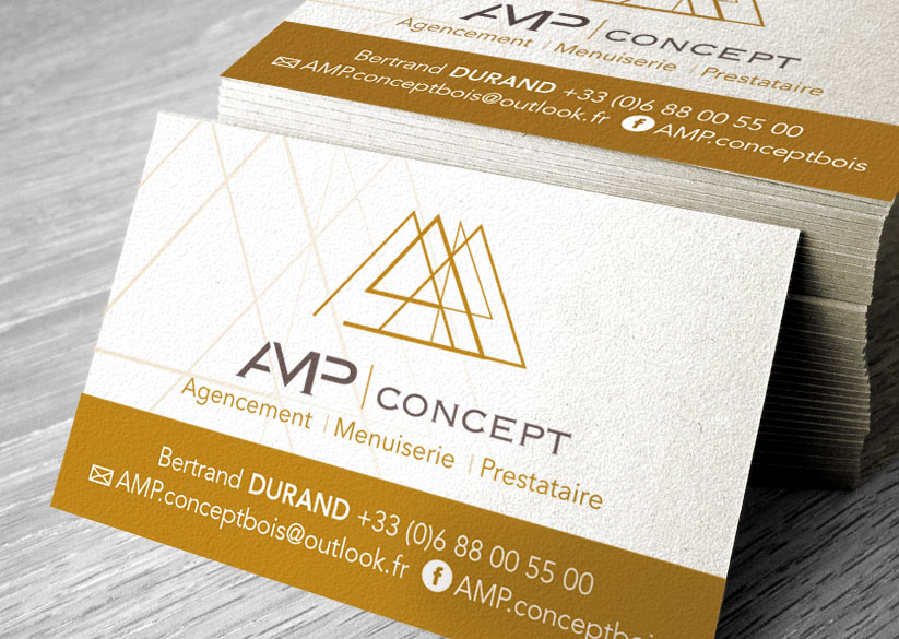 CLIENT : AMP CONCEPT