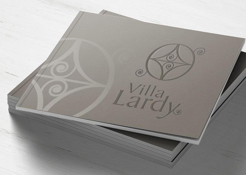 CLIENT : VILLA LARDY